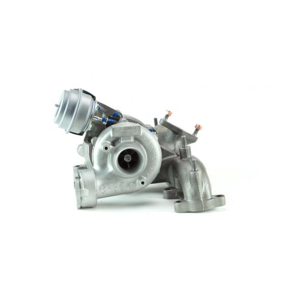 Turbocompresseur pour  Volkswagen Golf 4 1.9 TDI 101 CV GARRETT KKK (722730-5003S)