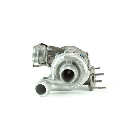 Turbocompresseur pour  Volkswagen LT 2.5 TDI 109CV GARRETT (454205-9007S)