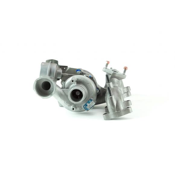 Turbocompresseur pour  Volkswagen Transporter T5 1.9 TDI 105CV KKK (5439 988 0020)