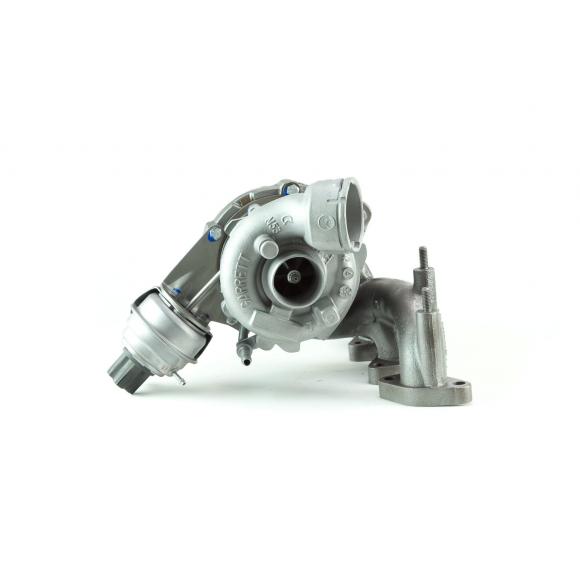 Turbocompresseur pour Volkswagen Jetta 5 2.0 TDI 170CV GARRETT (757042-5014S)