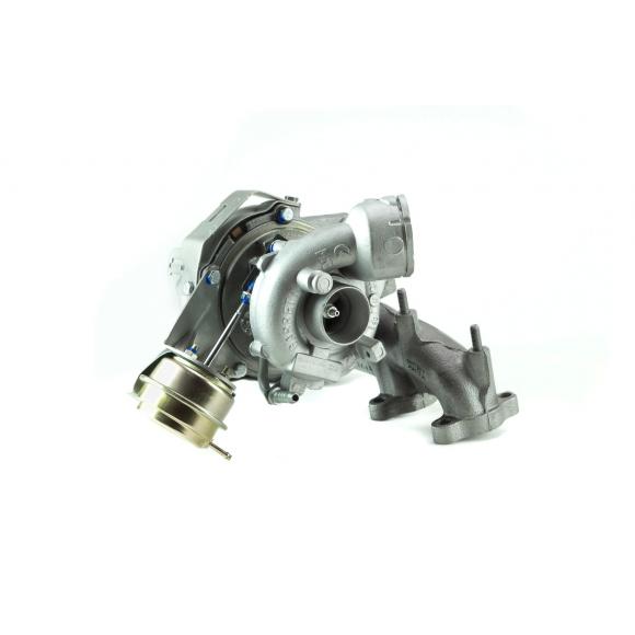 Turbocompresseur pour  Volkswagen Jetta 5 1.9 TDI 140CV GARRETT (765261-5007S)