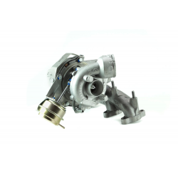 Turbocompresseur pour  échange standard 2.0 TDI 140 CV GARRETT (765261-5008S)