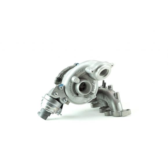 Turbocompresseur pour  échange standard 1.6 TDI 105 CV GARRETT (775517-5002S)