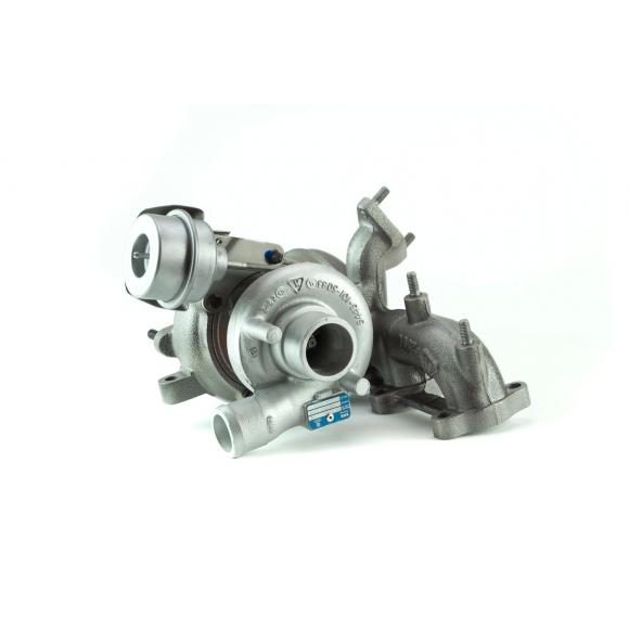 Turbocompresseur pour Seat Ibiza 3 1.9 TDI 101CV KKK (5439 988 0017)