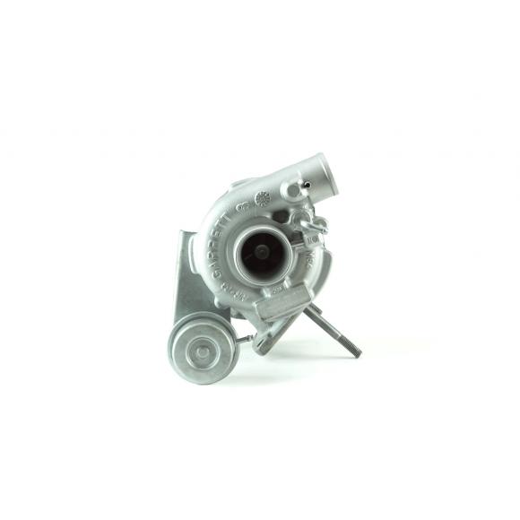 Turbocompresseur pour  échange standard 1.9 JTD 105 CV GARRETT (701796-5001S)