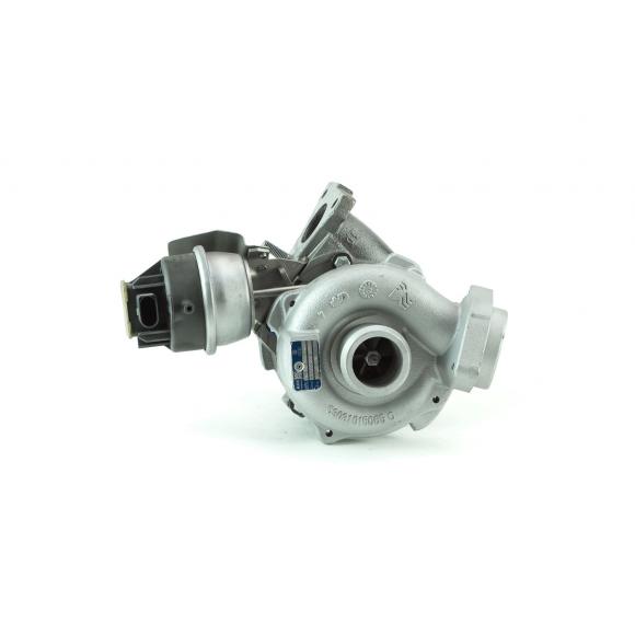 Turbocompresseur pour  Audi A5 2.0 TDI 143CV KKK (5303 988 0190)