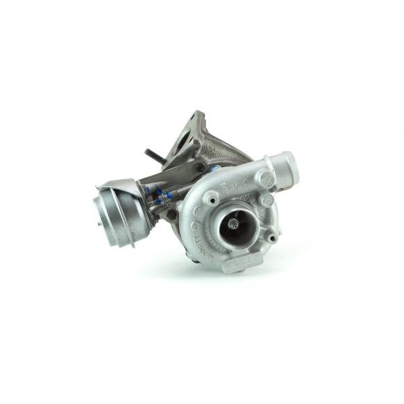 Turbocompresseur pour  échange standard 1.9 TDI 100 CV 110 CV 115 CV GARRETT (454231)