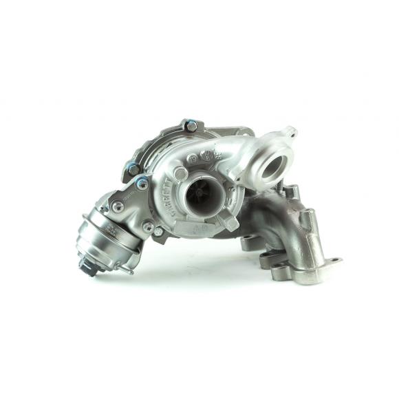 Turbocompresseur pour Skoda Fabia 1.2 TDI 75 CV GARRETT (789016-5002S)