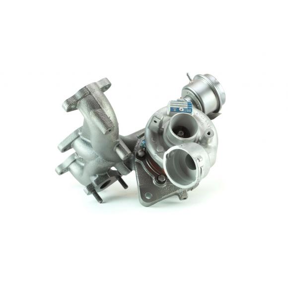Turbocompresseur pour  Volkswagen Polo 4 1.4 TDI 80CV KKK (5439 988 0054)