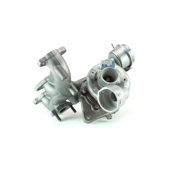 Turbocompresseur pour Seat Ibiza 3 1.4 TDI 80CV KKK (5439 988 0054)