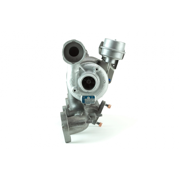 Turbocompresseur pour  Volkswagen Polo 4 1.9 TDI 100CV KKK (5439 988 0019)