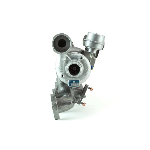 Turbocompresseur pour  Seat Ibiza 4 1.9 TDI 101CV KKK (5439 988 0019)