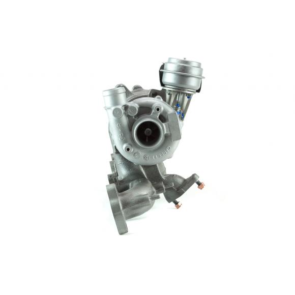 Turbocompresseur pour Skoda Octavia 2 1.9 TDI 110CV GARRETT (713672-5006S)