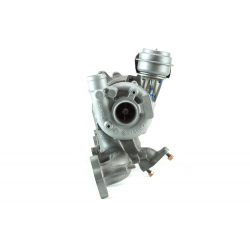 Turbocompresseur pour  échange standard 1.9 TDI 90CV 100CV 110CV 115CV GARRETT (713672-5006S)