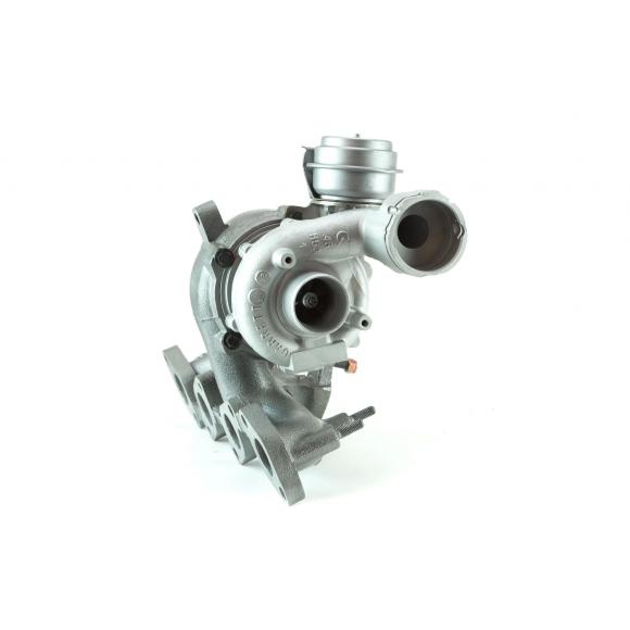 Turbocompresseur pour  Volkswagen Golf 5 Plus 2.0 TDI 136 CV GARRETT (724930-5009S)