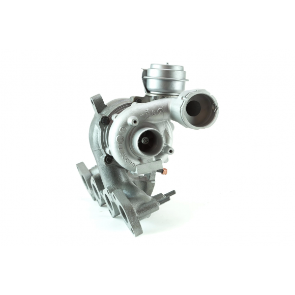 Turbocompresseur pour  Skoda Octavia 2 2.0 TDI 136 CV GARRETT (724930-5009S)
