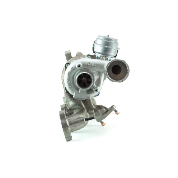 Turbocompresseur pour  Audi A3 1.9 TDI 150 CV GARRETT (721021-5008S)