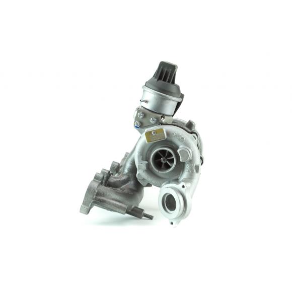 Turbocompresseur pour  échange standard 2.0 TDI 170 CV KKK (5303 988 0207)