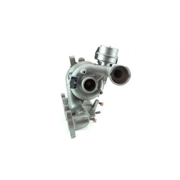 Turbocompresseur pour Volkswagen Polo 4 1.9 TDI 150CV KKK (5439 988 0047)