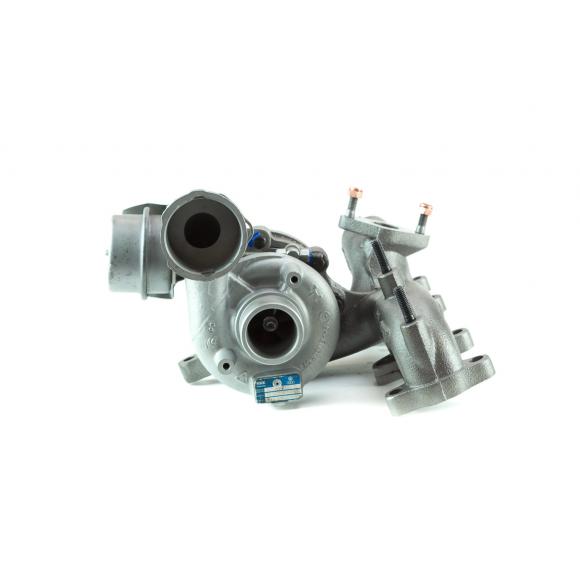 Turbocompresseur pour  Volkswagen Jetta 5 1.9 TDI 105CV GARRETT KKK (751851-5004S)