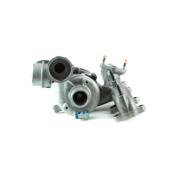 Turbocompresseur pour Volkswagen Golf 5 1.9 TDI 105CV GARRETT ET KKK (751851-5004S)