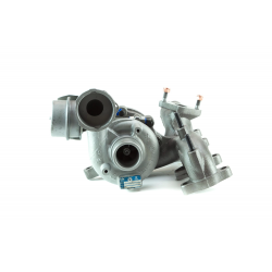 Turbocompresseur pour  Skoda Octavia 2 1.9 TDI 105CV GARRETT (751851-5004S)