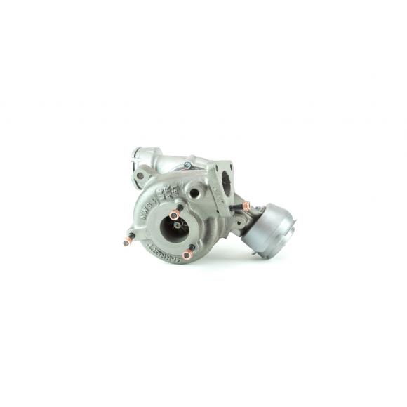 Turbocompresseur pour  échange standard 2.0 TDI 140 CV GARRETT (758219-5004S)