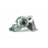 Turbocompresseur pour  Volkswagen Golf 6 2.0 TDI 140CV KKK (5303 988 0205)