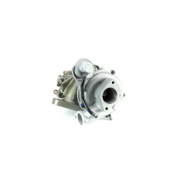 Turbocompresseur pour  Nissan CabStar 2.5 Dci 110 CV IHI (VN4)