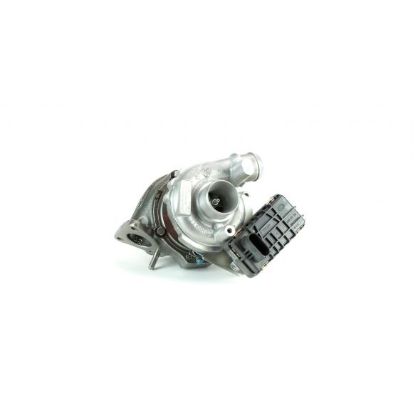 Turbocompresseur pour  Jaguar S Type 2.7 TDVi 207 CV GARRETT (752341-5006S)