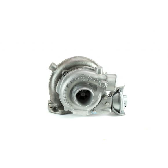 Turbocompresseur pour  échange standard 2.8 CRD (KJ) 150 CV 160 CV 163 CV GARRETT (763360-5001S)