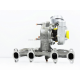 Turbocompresseur pour Skoda Octavia 1 1.9 TDI 115CV GARRETT (713673-5006S)