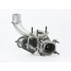 Turbocompresseur pour  Opel Movano B 2.5 CDTI 114 CV KKK (5303 988 0055)