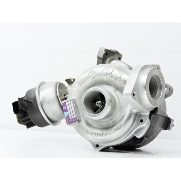 Turbocompresseur pour Audi A4 2.0 TDI 170 CV (B8) KKK (5303 988 0189)