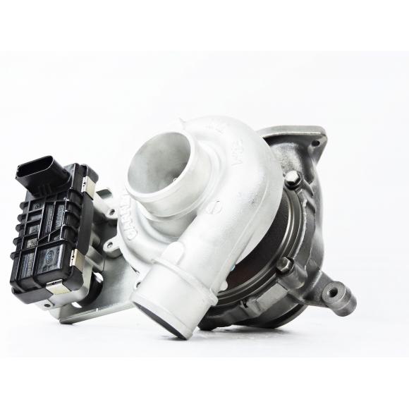 Turbocompresseur pour  Land Rover Freelander 2 2.2 TD4 160 CV GARRETT (753546-5014S)