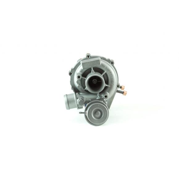 Turbocompresseur pour  Audi A2 1.4 TDI 75 CV (701729-5010S)