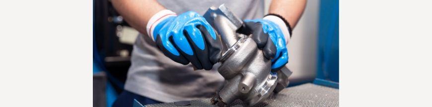 Réparation turbocompresseur